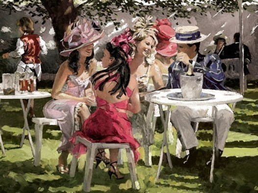 Come and Meet Sherree Valentine Daines
