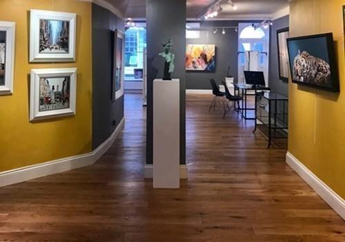 Driftwood Gallery Ilfracombe image