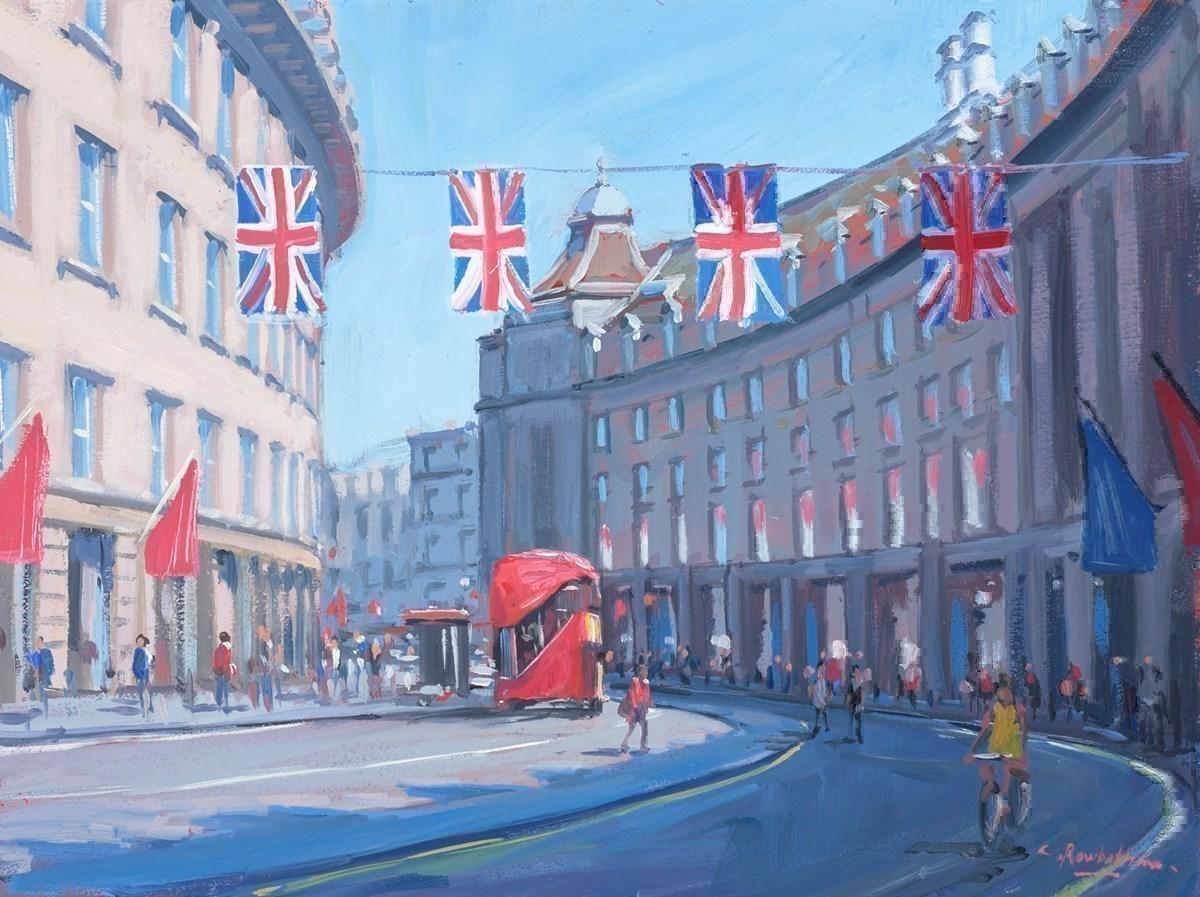 Regent Street, Summer Light