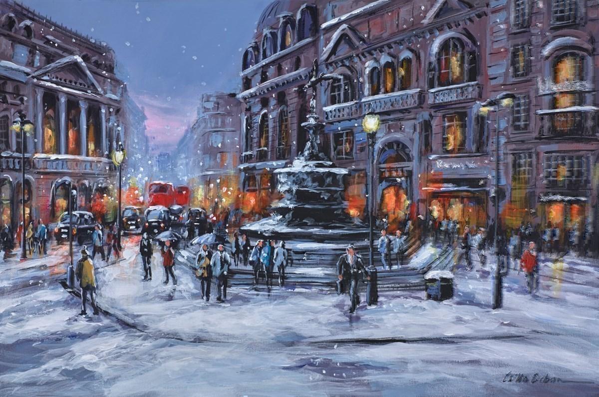 Winter in London II