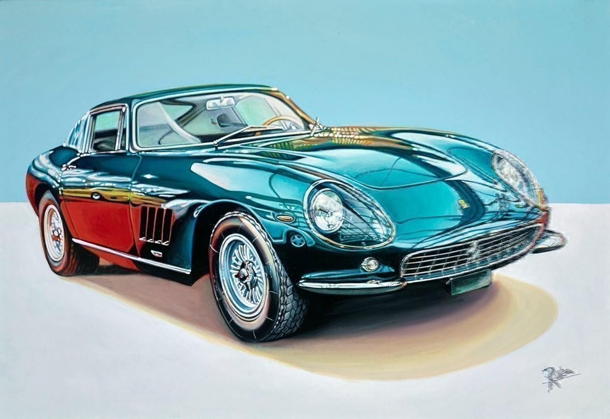 1965 Ferrari 275 GTB Scaglietti