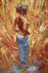 Autumn Embrace by Henry Asencio -  sized 20x30 inches. Available from Whitewall Galleries