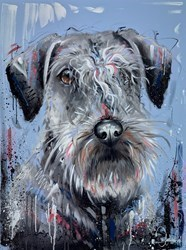 A Loyal Friend by Samantha Ellis -  sized 30x40 inches. Available from Whitewall Galleries
