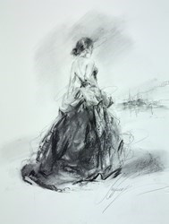 Evocative by Anna Razumovskaya -  sized 15x20 inches. Available from Whitewall Galleries