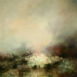 Hyperion by Neil Nelson -  sized 35x35 inches. Available from Whitewall Galleries