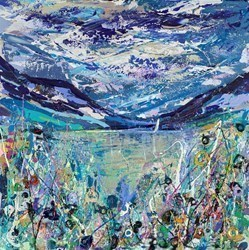 Full Summer by Duncan MacGregor -  sized 24x24 inches. Available from Whitewall Galleries