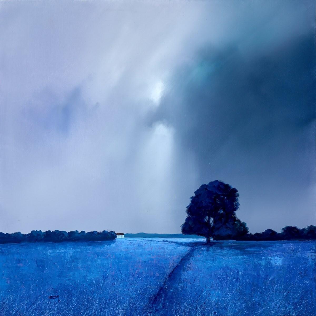 Lavender Blues III by Barry Hilton -