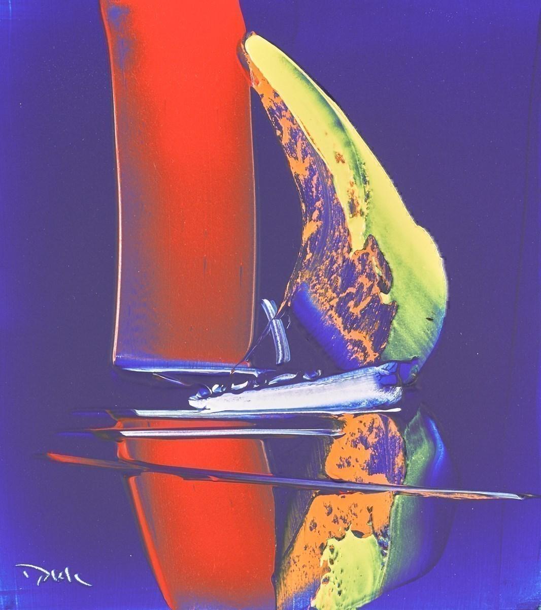 Deep Blue by Duncan MacGregor -