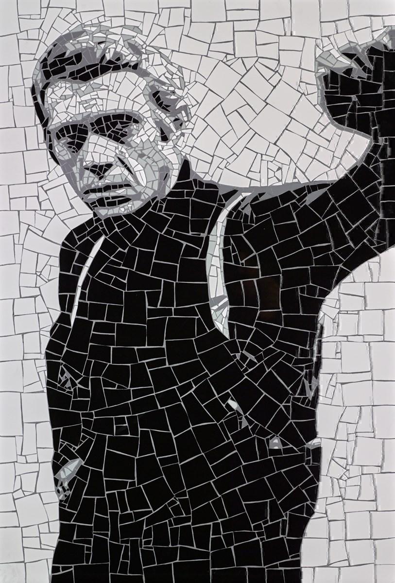 Steve McQueen by David Arnott -