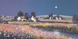 A Gentle Light by John Mckinstry -  sized 39x20 inches. Available from Whitewall Galleries
