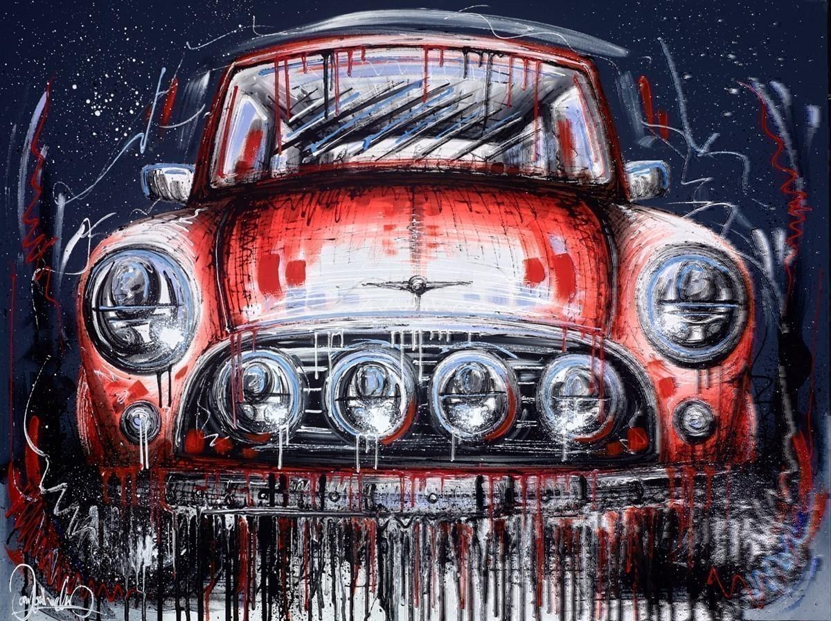 Mini Mad III by Samantha Ellis -