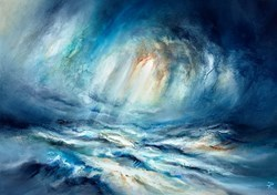 Ocean World by Chris and Steve Rocks -  sized 28x20 inches. Available from Whitewall Galleries