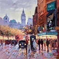 Trafalgar Studios  by Henderson Cisz -  sized 20x20 inches. Available from Whitewall Galleries