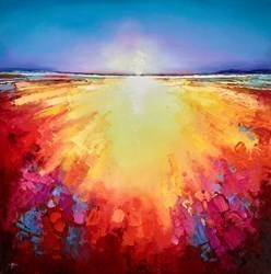 Beautiful Sunrise by Anna Gammans -  sized 32x32 inches. Available from Whitewall Galleries
