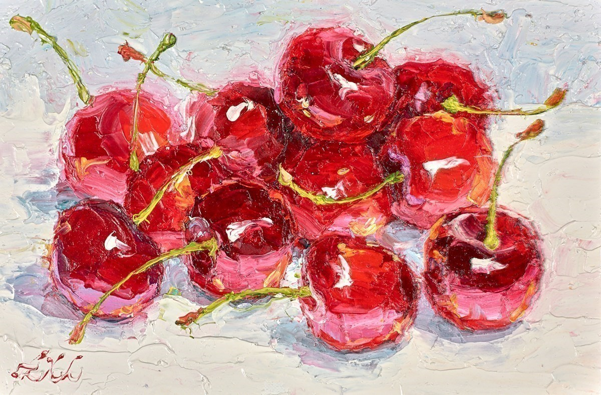 Red Cherries III