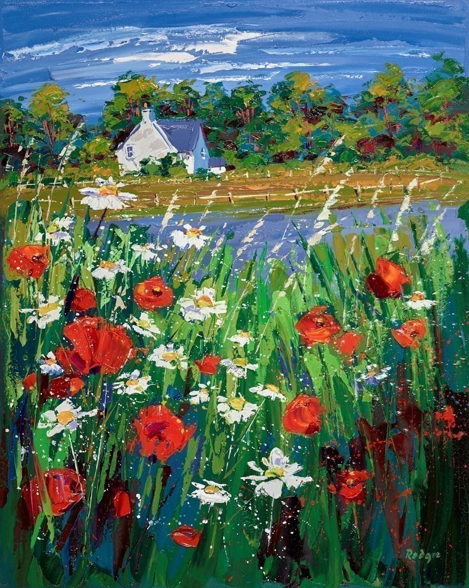 Wild Flowers in the Breeze, Ballancrieff