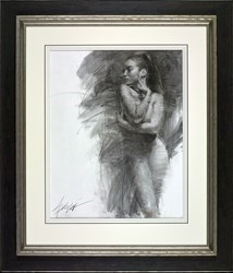 Resemblance of Yesterday by Henry Asencio -  sized 19x24 inches. Available from Whitewall Galleries