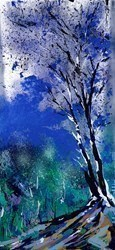 Spring is in the Air II by Duncan MacGregor -  sized 19x37 inches. Available from Whitewall Galleries