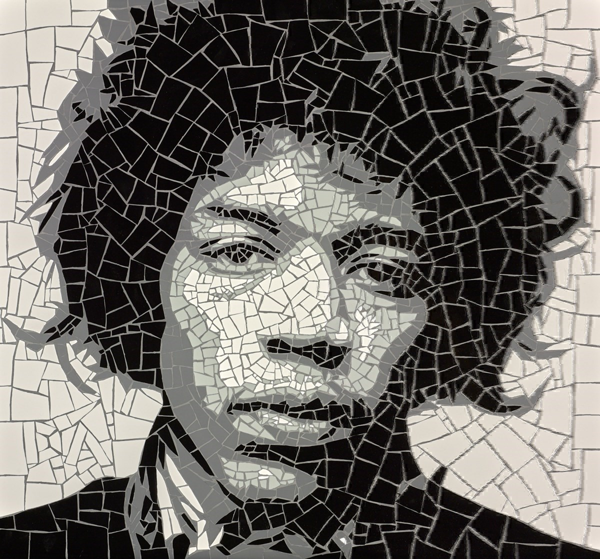 Jimi Hendrix by David Arnott -