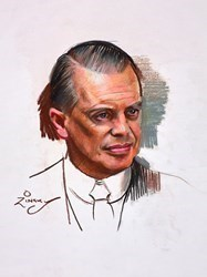 Nucky Thompson by Zinsky -  sized 11x13 inches. Available from Whitewall Galleries