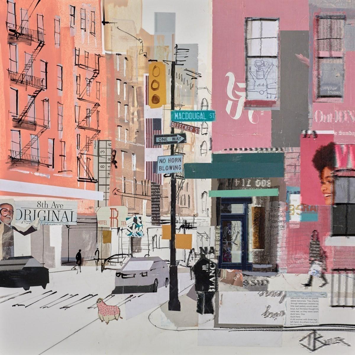 Soho N.Y Study