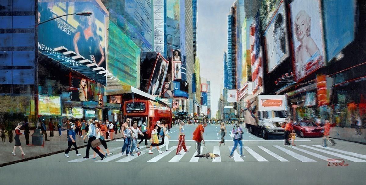 New York in Motion II