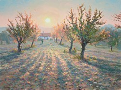 Sunrise, Portugal by James Preston -  sized 32x24 inches. Available from Whitewall Galleries