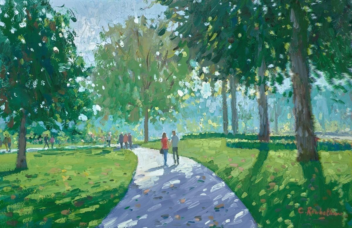 Green Park, Summer Light