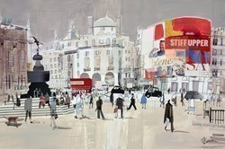 Busyness as Usual by Tom Butler -  sized 20x30 inches. Available from Whitewall Galleries