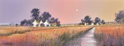 Grassland Dawn by John Mckinstry -  sized 32x12 inches. Available from Whitewall Galleries