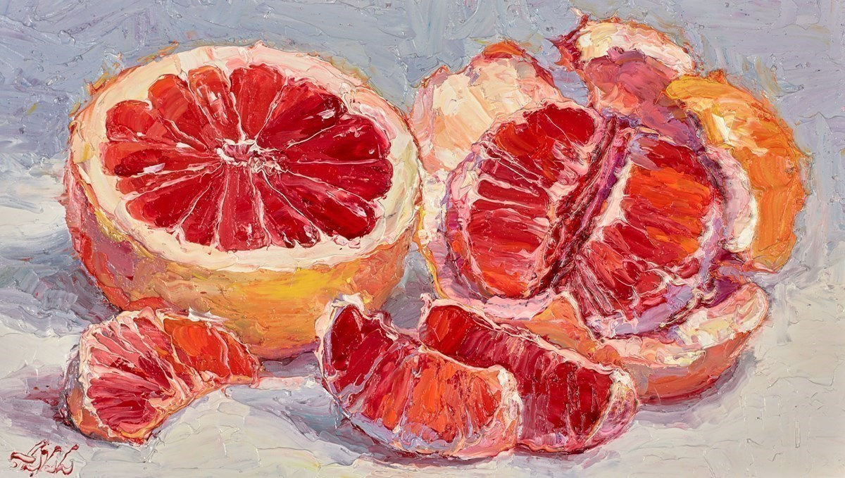 Red Grapefruits IV