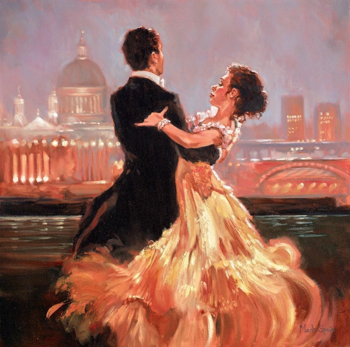London Waltz by Mark Spain -