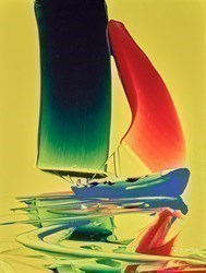 Mellow Sailing by Duncan MacGregor -  sized 9x12 inches. Available from Whitewall Galleries