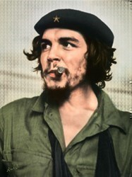 Che Guevara by Nick Holdsworth -  sized 35x47 inches. Available from Whitewall Galleries