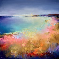 Approaching Sunrise by Anna Gammans -  sized 24x24 inches. Available from Whitewall Galleries