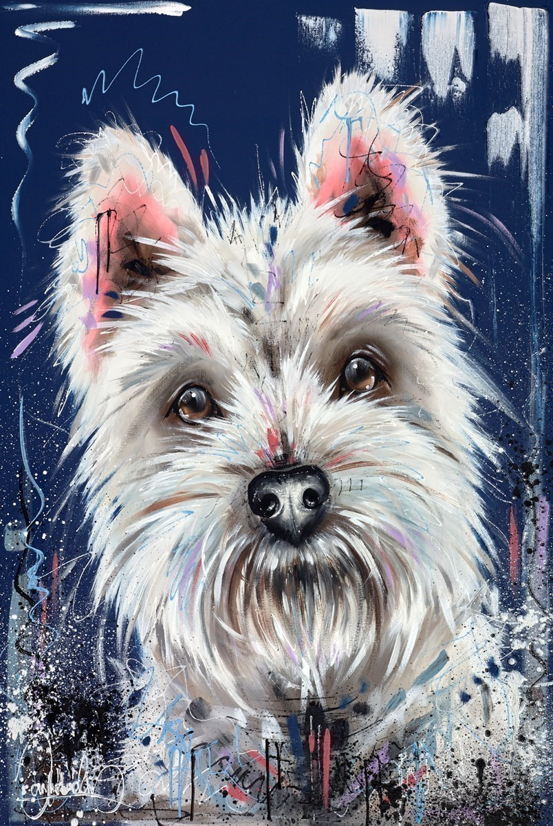 Westie Love by Samantha Ellis -
