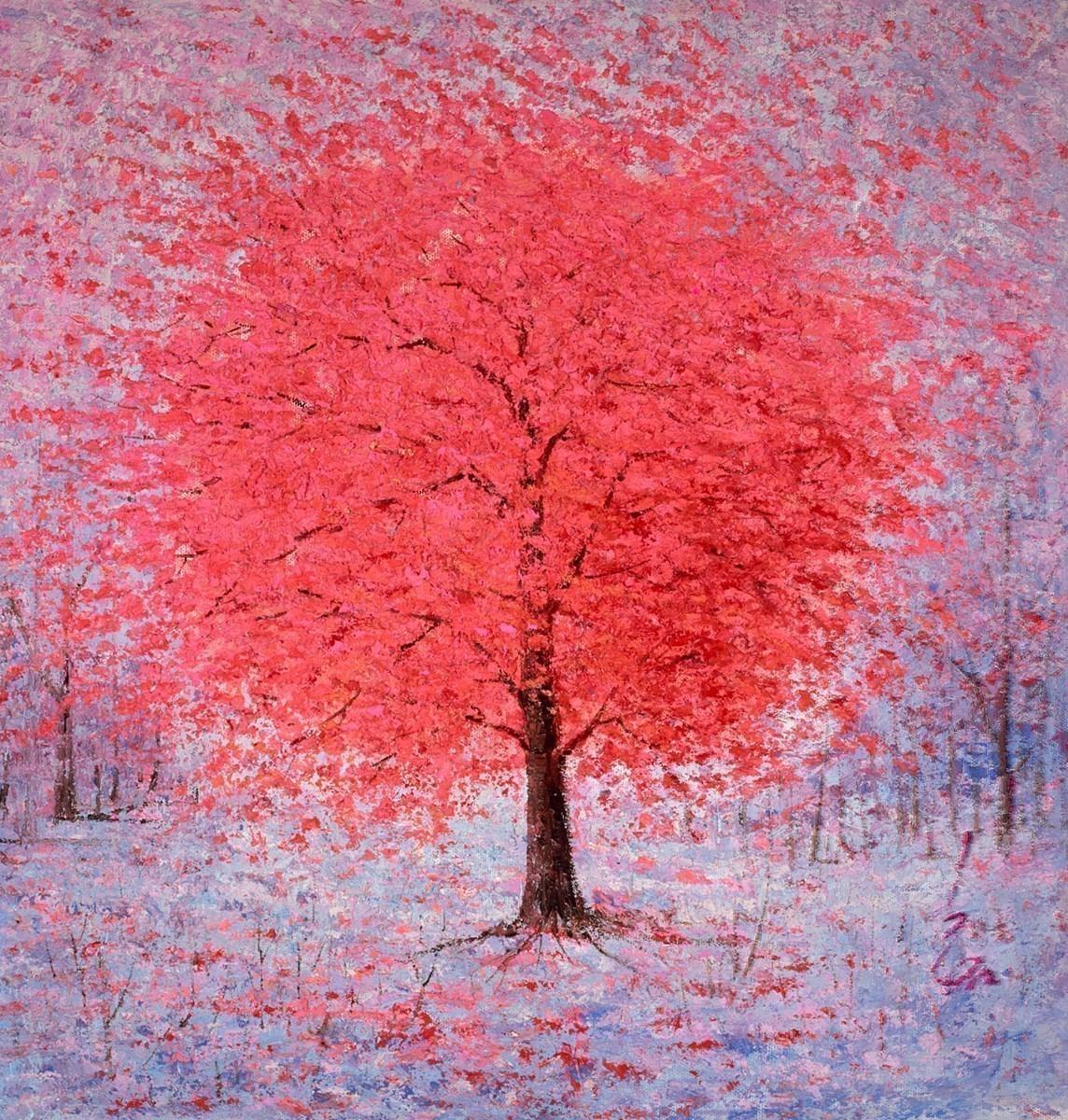 Blushing Winter