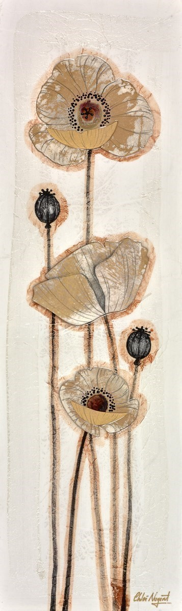 Gilded Petals II