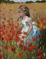 Running Free by Sherree Valentine Daines -  sized 8x10 inches. Available from Whitewall Galleries