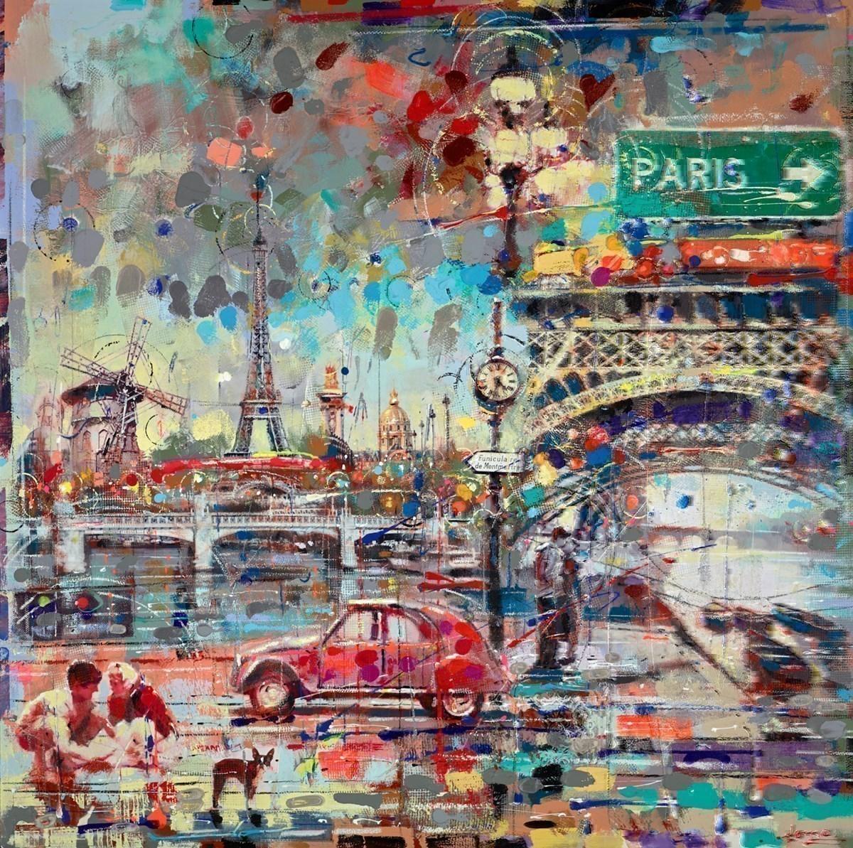 Way To Paris IV