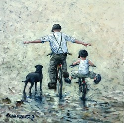 Memories  by Keith Proctor -  sized 24x24 inches. Available from Whitewall Galleries