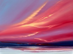 Twilight Clouds II by Jonathan Shaw -  sized 24x18 inches. Available from Whitewall Galleries