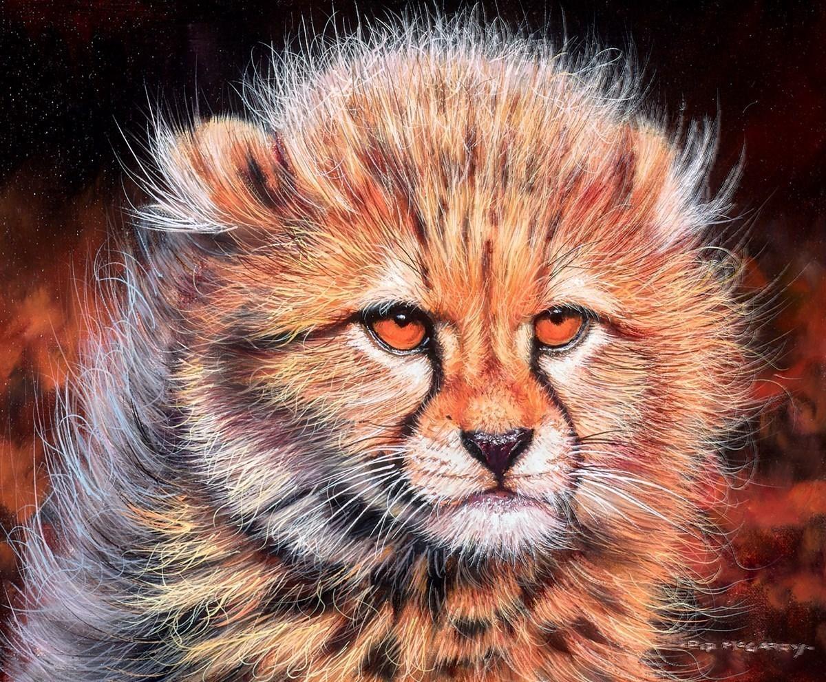 Cheetah Cub I