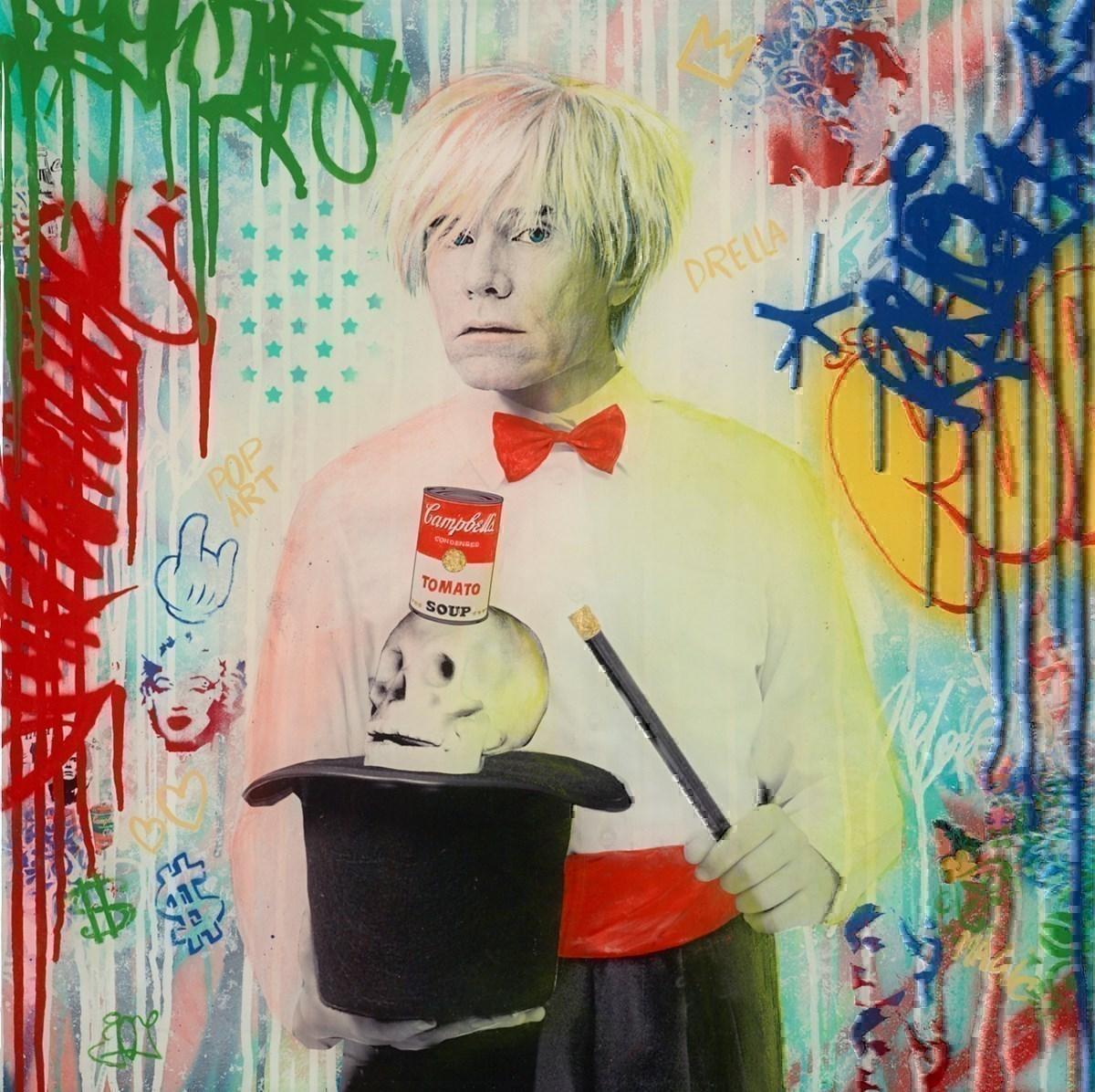 Warhol Magician II