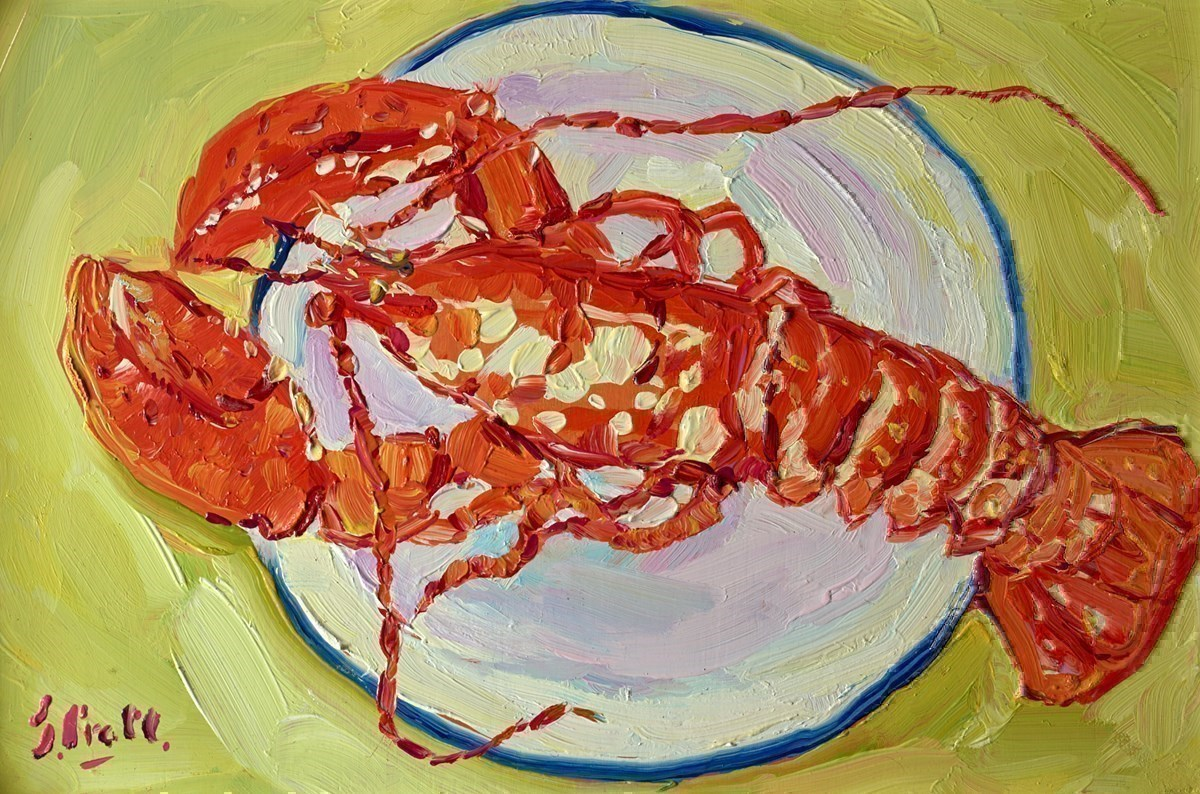 Cadgwith Lobster