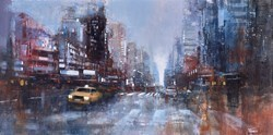 Immagine Urbana by Paolo Fedeli -  sized 39x20 inches. Available from Whitewall Galleries