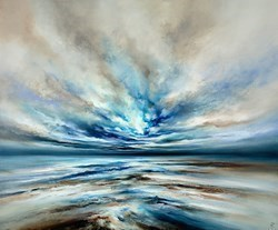 Infinite Views by Chris and Steve Rocks -  sized 47x39 inches. Available from Whitewall Galleries