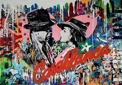 Casablanca by Yuvi -  sized 51x35 inches. Available from Whitewall Galleries