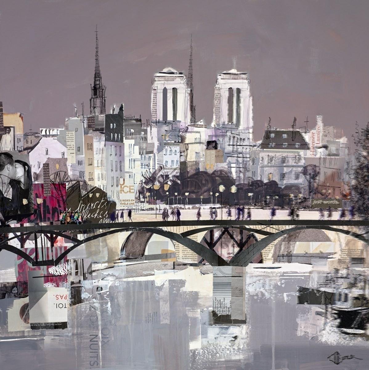 Pont Des Artes, Paris