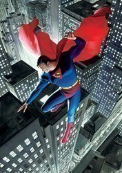 Superman Twentieth Century (Box Canvas Deluxe) by DC - Box Canvas Deluxe sized 26x38 inches. Available from Whitewall Galleries